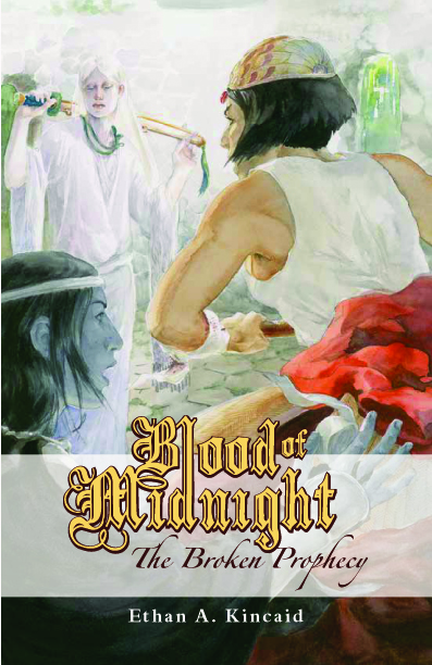 Blood of Midnight: The Broken Prophecy