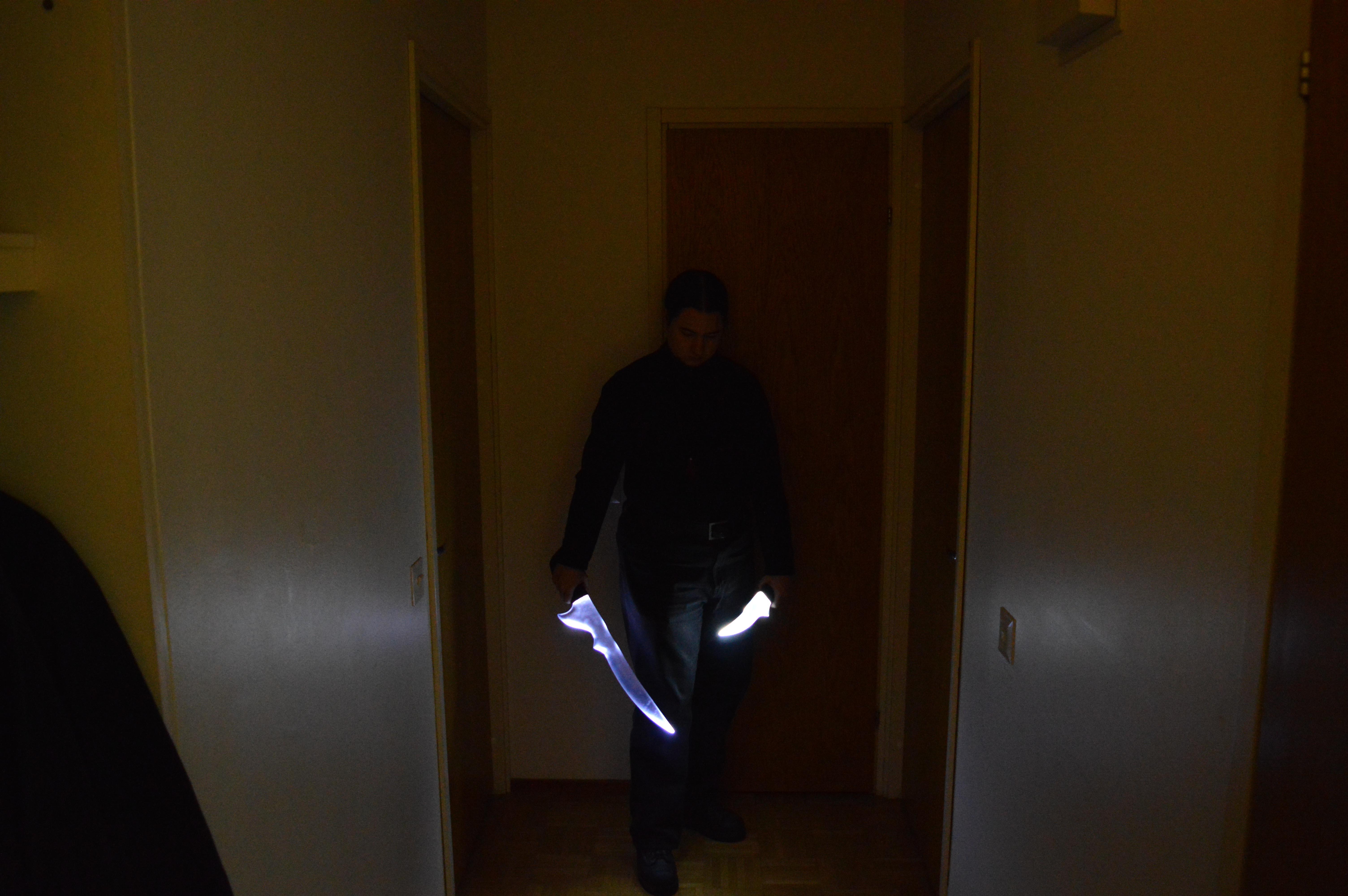 Shadowhunter cosplay