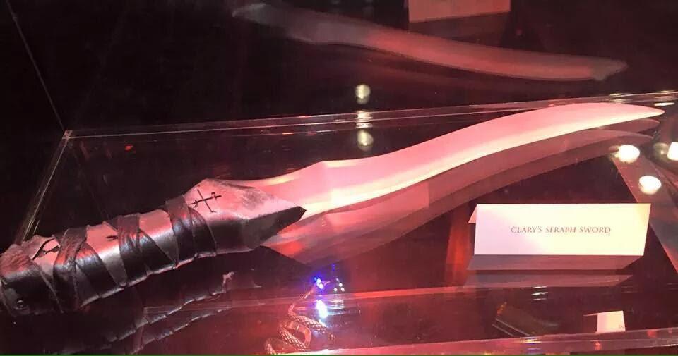 Clary Seraph Blade